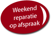 EXPRESS TANDLABO, weekend herstelling